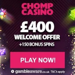 chomp casino new offer