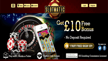 slotmatic screen shot