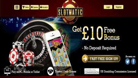 slotmatic screen shot