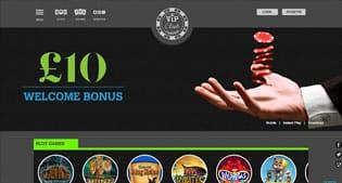 vip club casino & slots