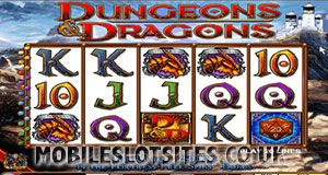 Dungeons & Dragons Slot