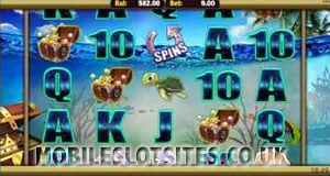 Pearls fortune slot