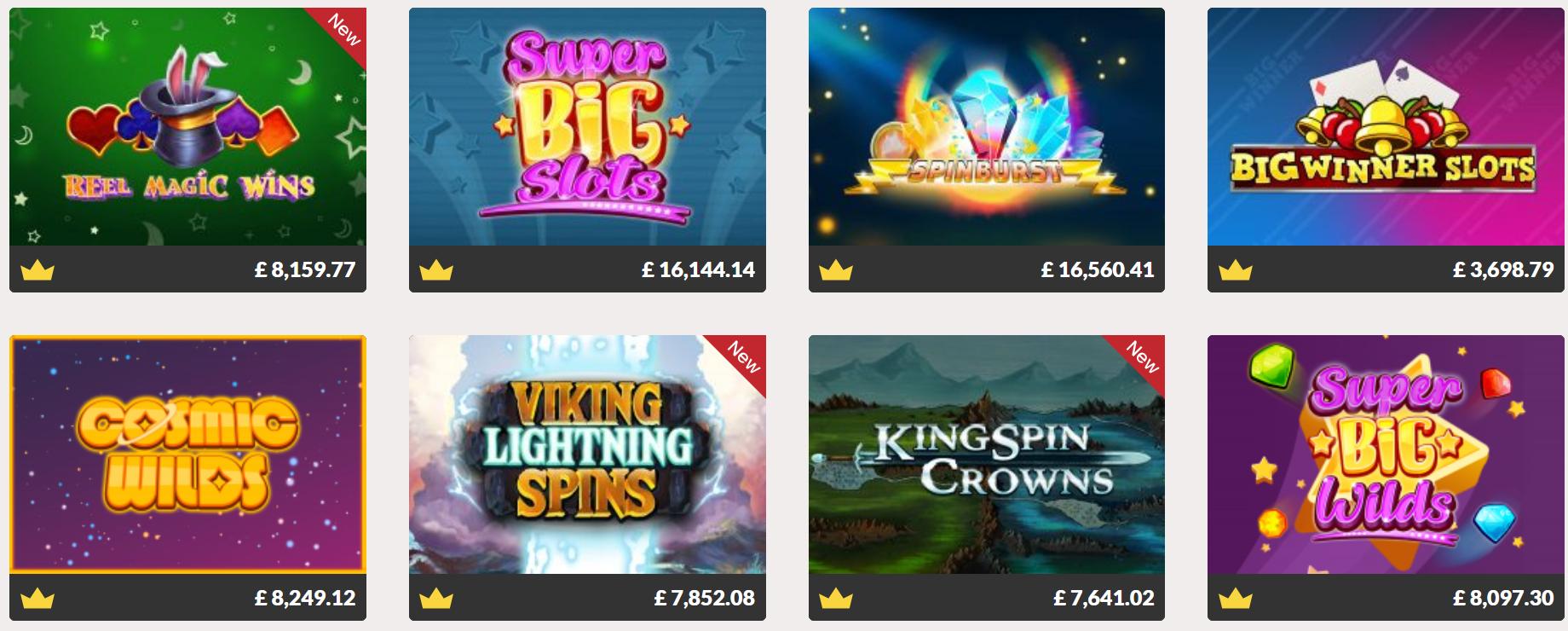 Pocketwin Games