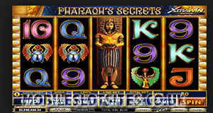 Pharaoh's Secrets slot