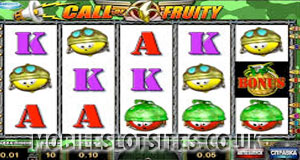 call of fruity slot
