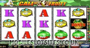 call of fruity slot
