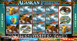 Alaskan Fishings slot