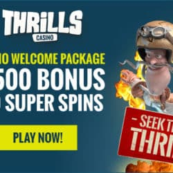 thrills casino 2018
