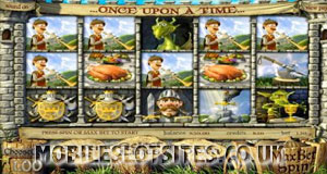 Once Upon a Time slot