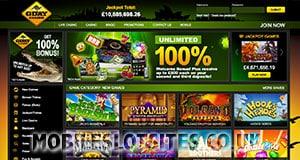 G'Day Mobile Casino