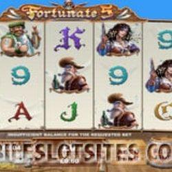 fortunate 5 slot