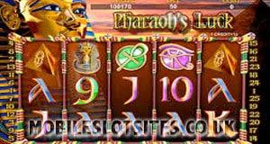 Pharaoh's Luck Slot
