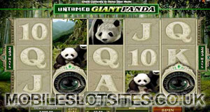 untamed giant panda slot