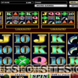5 lucky reeler slot game