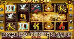 Shaolin Spins slot