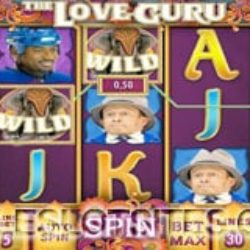The Love Guru Slot game