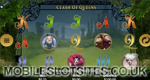clash of queens mobile slot