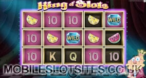 king of slots mobile