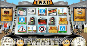 Taxi mobile slot