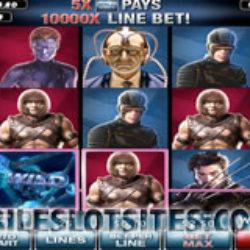 x men 50 lines slot