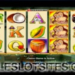 jungle monkeys slot game