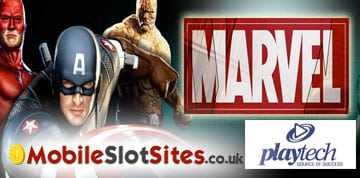 marvel playtech