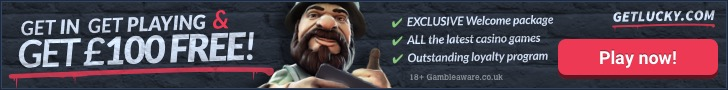get lucky bonus code