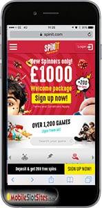spinit casino mobile