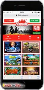 slot mob mobile casino