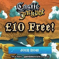 castle jackpot casino deposit bonus