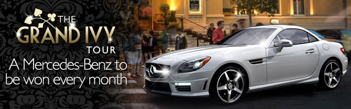 grand Ivy mercedes promo