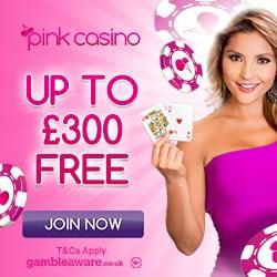 pink casino mobile