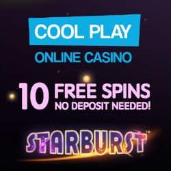 10 free spins no deposit uk
