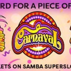 dazzle casino carnival promotion