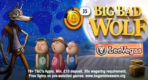 big bad wolf promotion