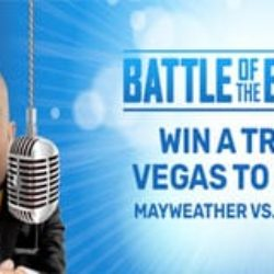win tickets to maywether-v-mcgregor