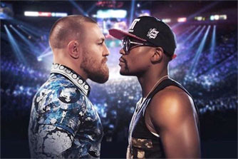win a trip to watch mayweather v mcgregor