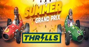 win a trip to the grand prix