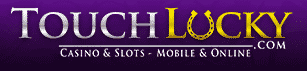 touch lucky casino logo