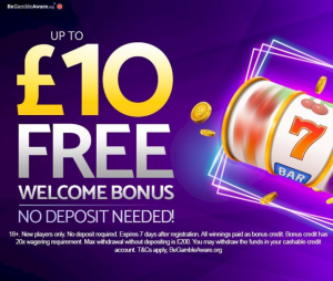 mFortune Casino Welcome Bonus