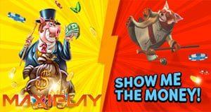 Maxiplay Promo
