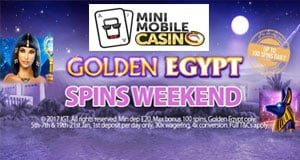 Mini Mobile Casino Promo