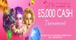 Pink Casino Promo