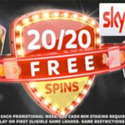 Sky Vegas Promo