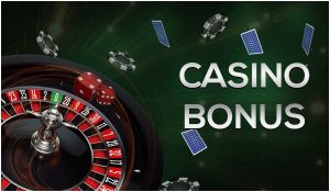 Casino Bonus Roulette Wheel Cards And Chips