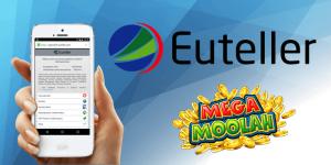 Euteller Smartphone Mega Moolah Logo