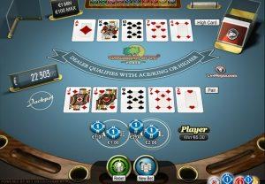 Live Mobile Poker NetEnt