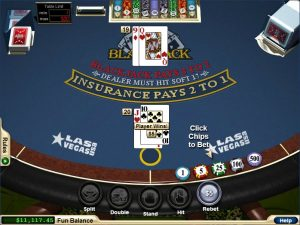 Realtime Gaming Blackjack