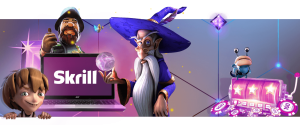 Skrill Casino With Slot Characters