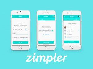 Zimpler With Smartphones